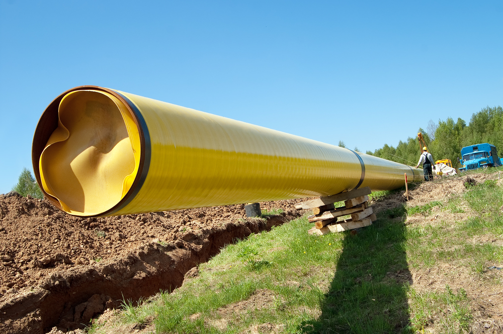 Natural Gas Pipeline Installation : Will the united states romance with natural gas continue