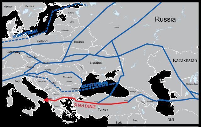 PipelinesEurope