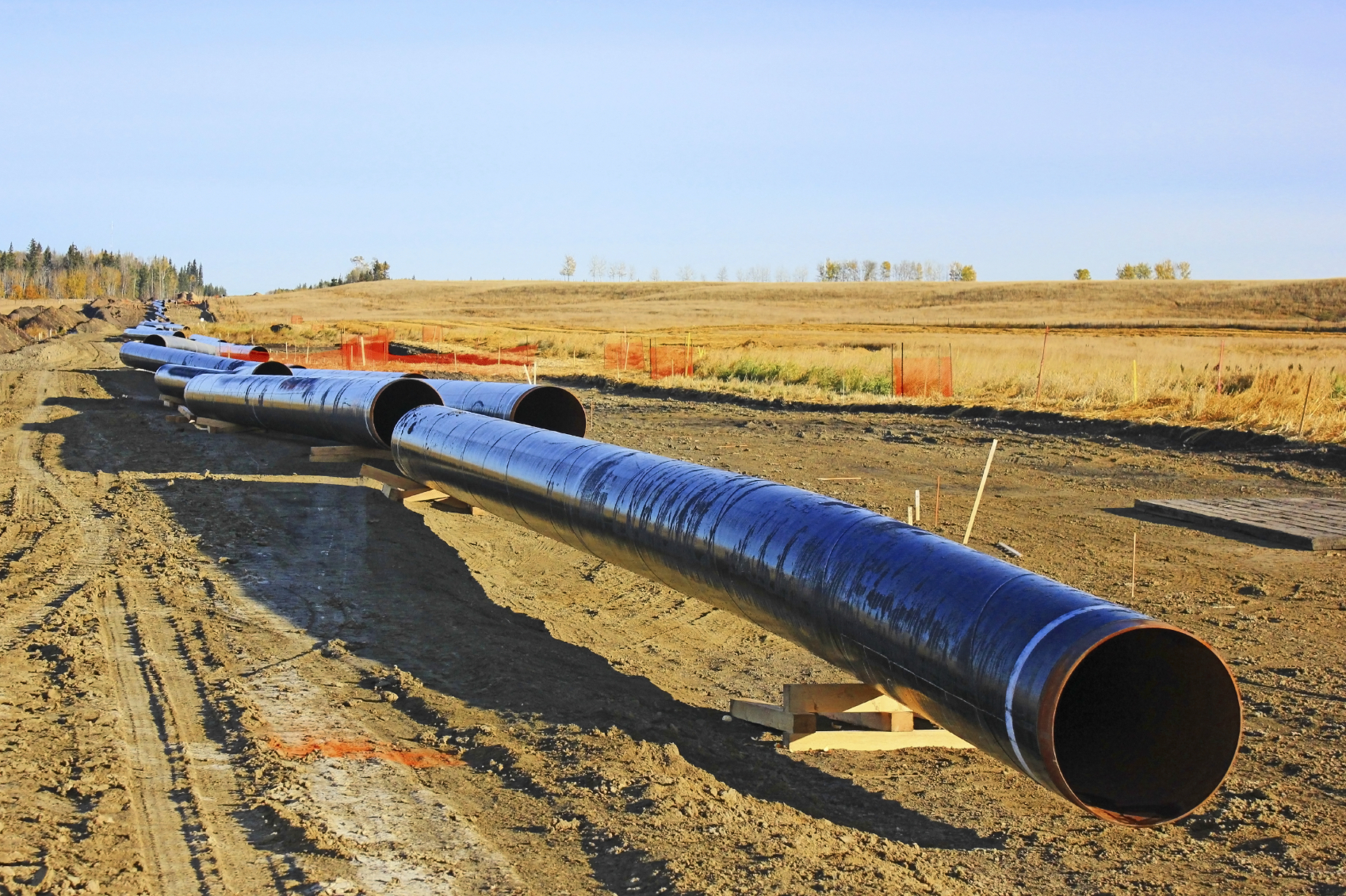 Natural Gas Pipeline Installation : Pipeline safety top concern for all segments of natural