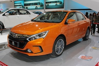 BYD Qin, the top selling EV in China
